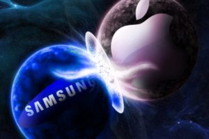 Android Hits First Place in Market Share Wars, Fueled By Samsung With iOS a Distant Second