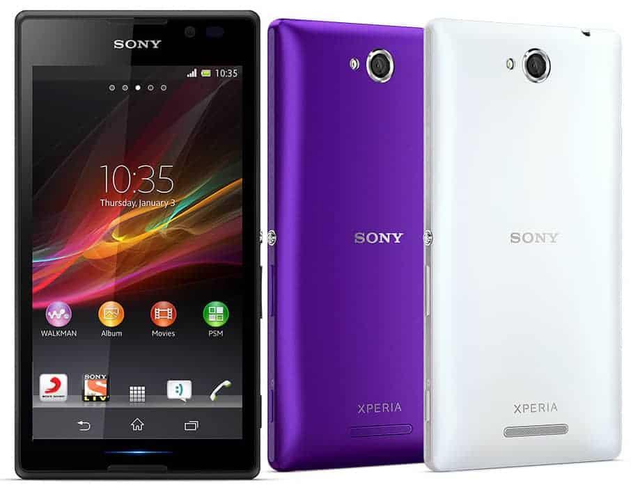 Sony-Xperia-C1