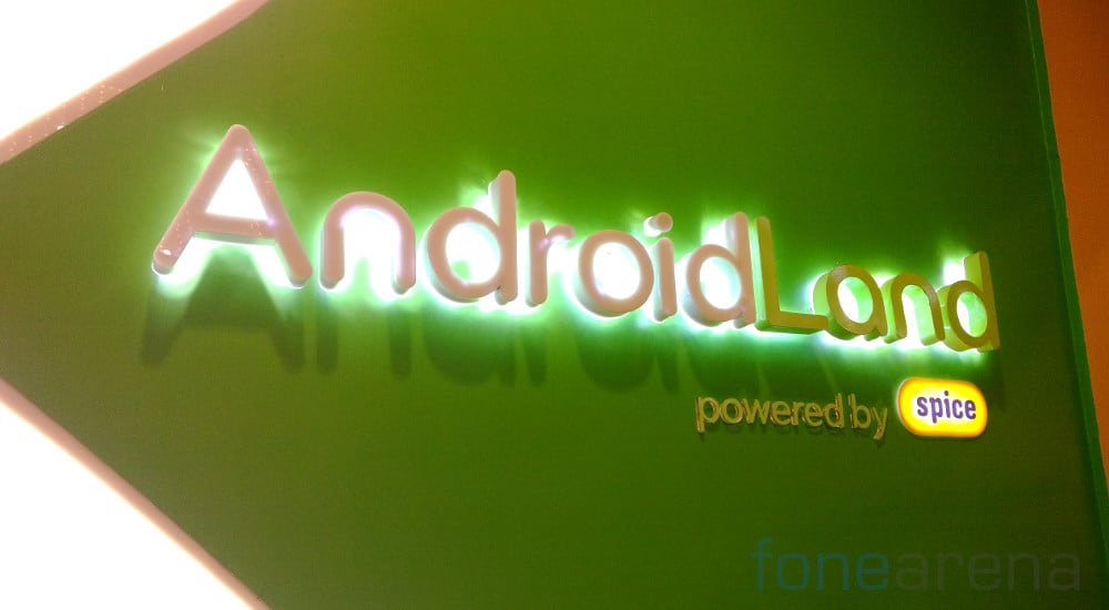 Spice-AndroidLand1