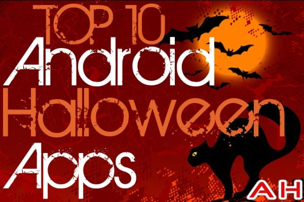 Top 10 Best Android Halloween Apps