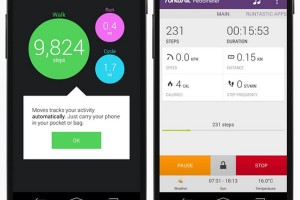 Nexus 5 and KitKat 4.4 Add a Step Detector and Step Counter
