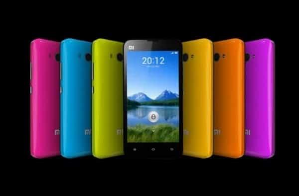 Xiaomi MI 3 2