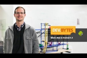 Android 4.4 Kit Kat: 56 minutes of videos show what's new in design and development