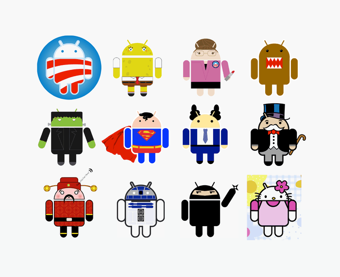androidvariations