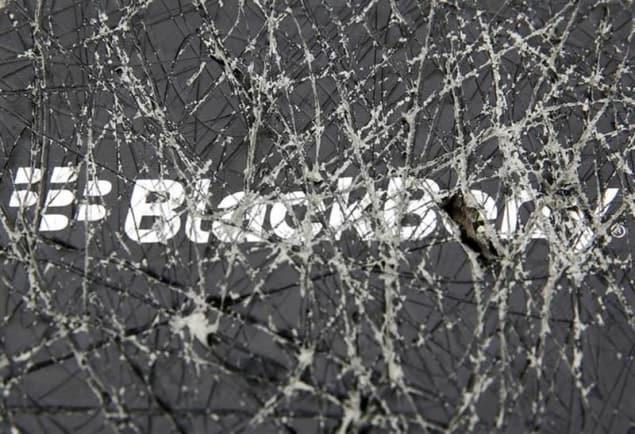 blackberry broken 635