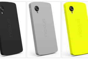Nexus 5 Launches with Bumper Cases, and Flip Cover Cases