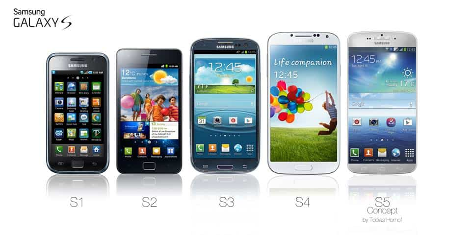 galaxy-s1-s2-s3-s4-s5-evolution