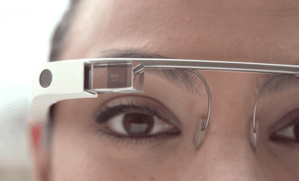 google glass demo video