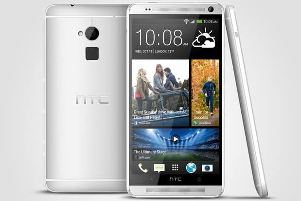 htc one max silver1
