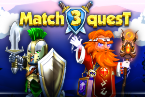 Featured Game Review: Match 3 Quest