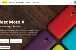 """Moto G"" Pops Up on Motorola's Website, Could this be the 'Cheaper' Moto X We've Heard So Much About?"