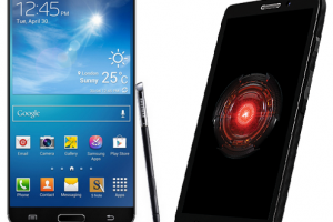 Android Phone Wars: Motorola Droid MAXX vs Samsung Galaxy Note 3