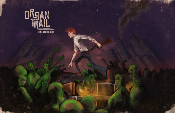 Android Retro Game Of The Week: Organ Trail – Director's Cut
