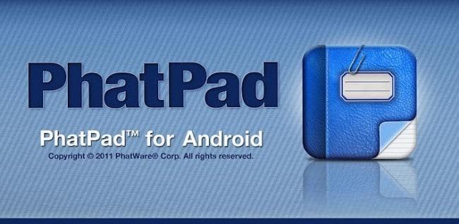 phatpad-android
