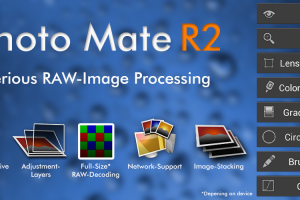 Sponsored App Review: Photo Mate R2