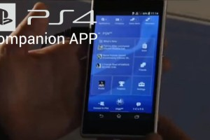 Official Playstation 4 Companion App Launching on November 13th in North America – Nov 22nd in Europe