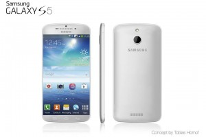 Here's Another Samsung Galaxy S5 Render, Looks Quite Different from Previous Galaxy S Family Members