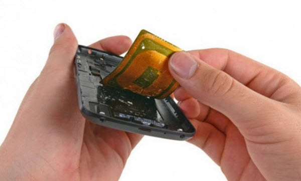 secure nfc chip