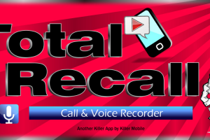 Sponsored App Review: Call Recorder Total Recall 2
