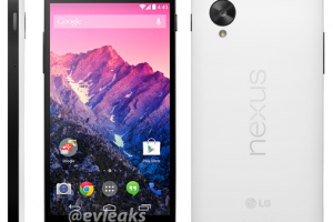 White Nexus 5 Leaks And Rumored Nov. 1 Launch Date Mentioned