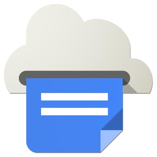 06146882-photo-logo-google-cloud-print