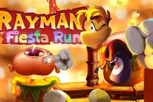 Rayman Fiesta Run Sprints Onto Google Play