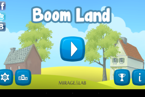 Featured Game Review: Boom Land