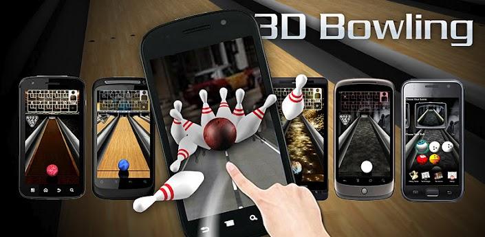 3D-Bowling-app