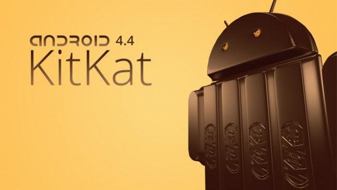 Android KitKat Kit Kat 4.4 2