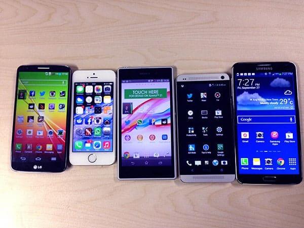 AH Primetime: Top 10 Smartphone Companies In The U.S.A