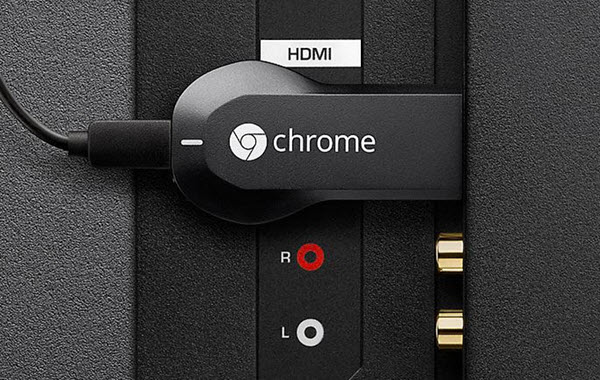 Chromecast Installed
