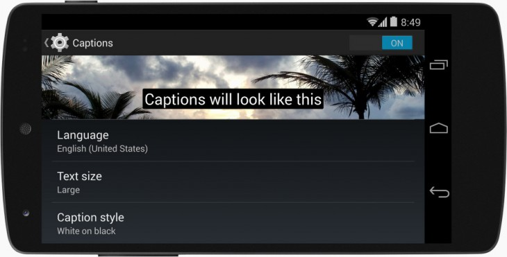 Closed-captioning-Android-4.4-KitKat-Nexus-5