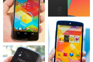 Android Phone Comparisons: Google's Nexus 4 vs Google Nexus 5