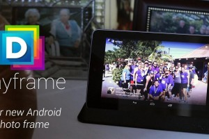 Dayframe App Available and Updated for Android 4.4 KitKat – Turn Your Device Into a Digital Picture Frame