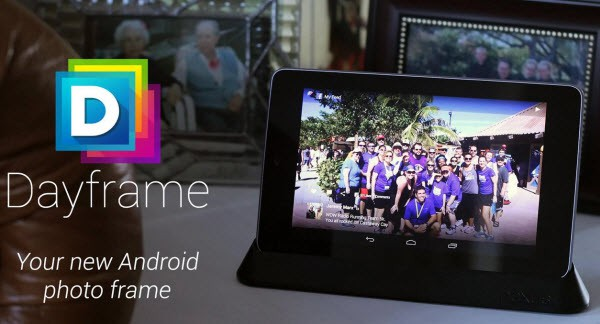 Dayframe Tablet Photo Smaller
