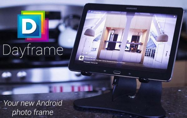 Dayframe Tablet Photo