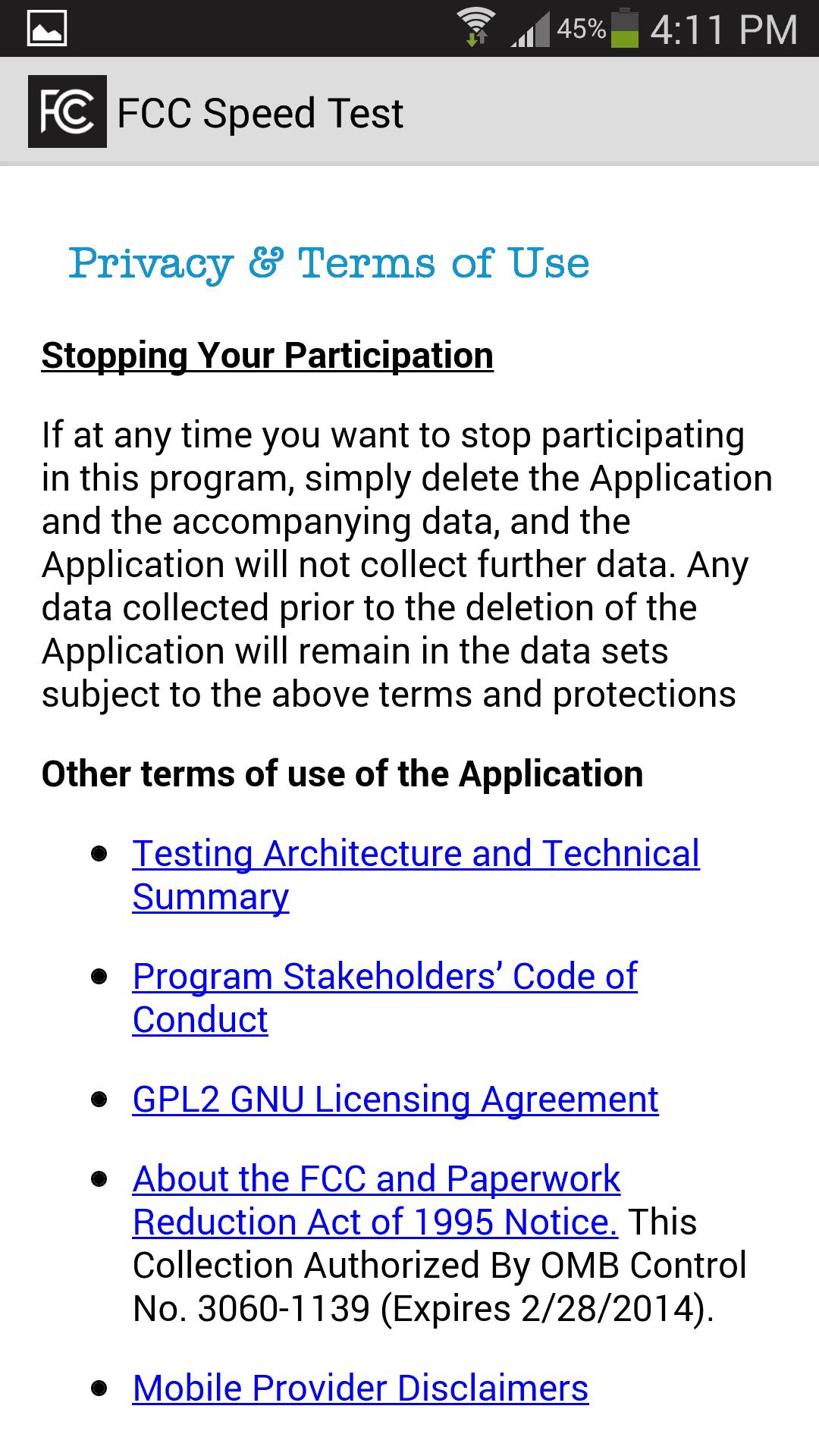 FCC App 2