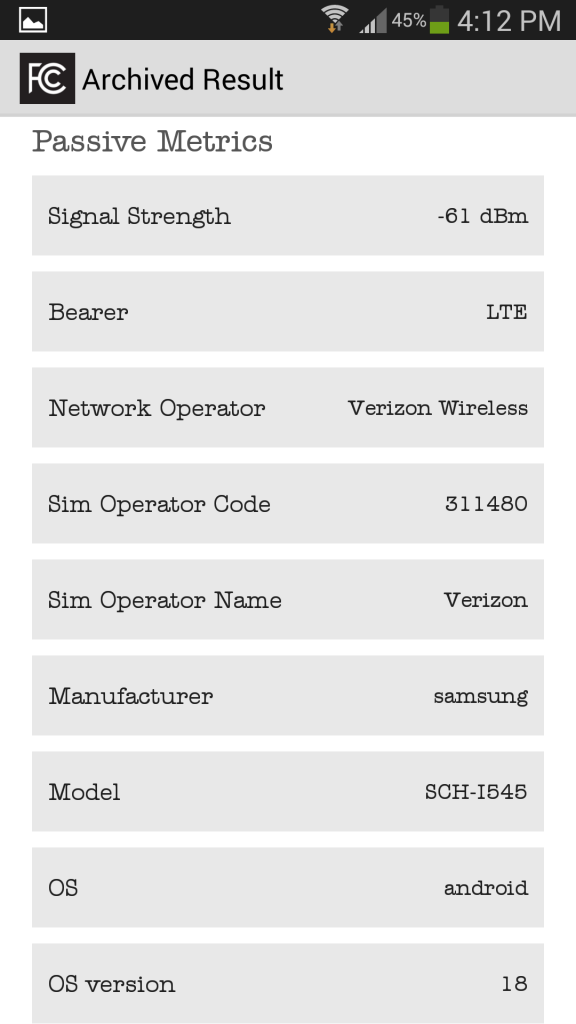 FCC App 7