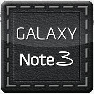 Galaxy Note 3 app icon