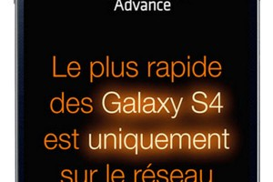 Samsung Galaxy S4 Advance With Snapdragon 800 Appears on Orange France