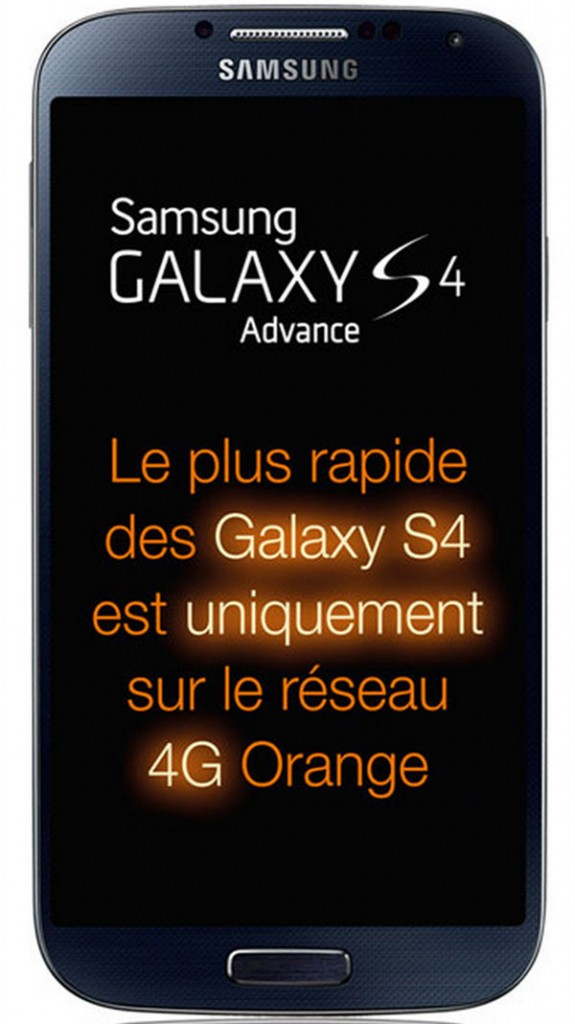 Galaxy S4 Advance