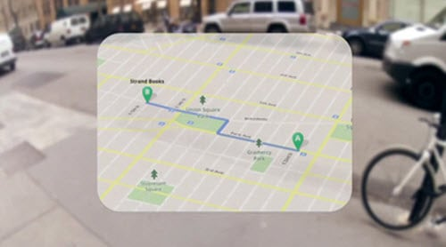 Glass Maps 6