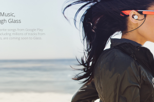 Google Play Music Officially Launching On Glass Within Weeks – Optional Stereo Earbuds To Be Sold