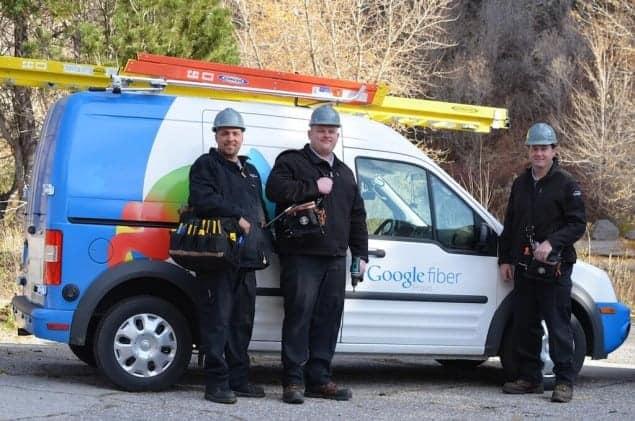 Google Fiber Provo Utah