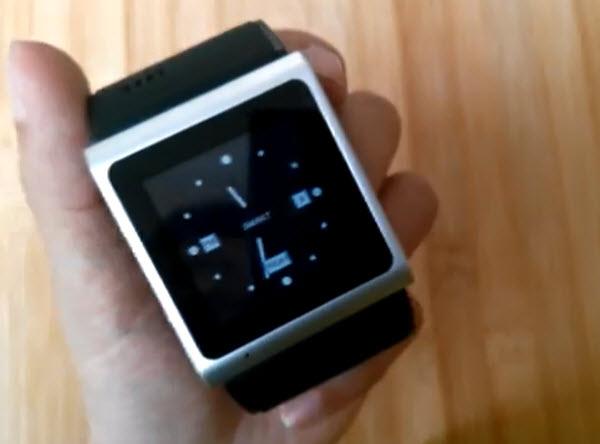 Goophone Smartphone Clock