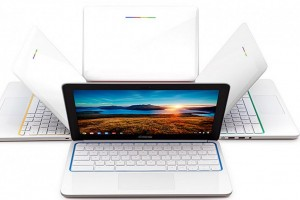 Chromebooks Capture 20% of Commercial Notebooks Market Share