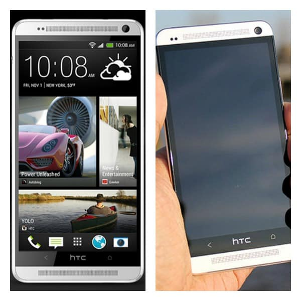 HTC Max vs One