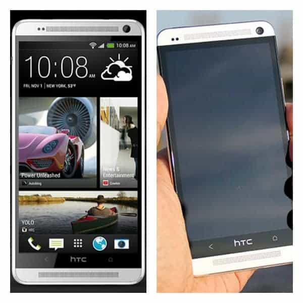 HTC Max vs One