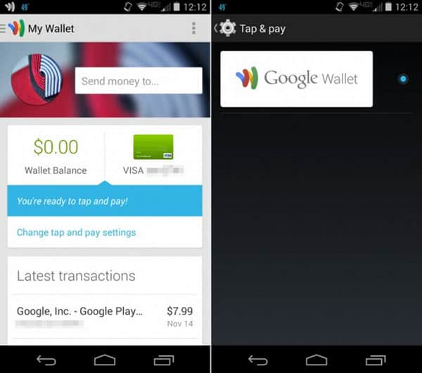 KitKat Tap and Pay