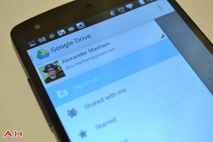 Kitkat Google Drive AH